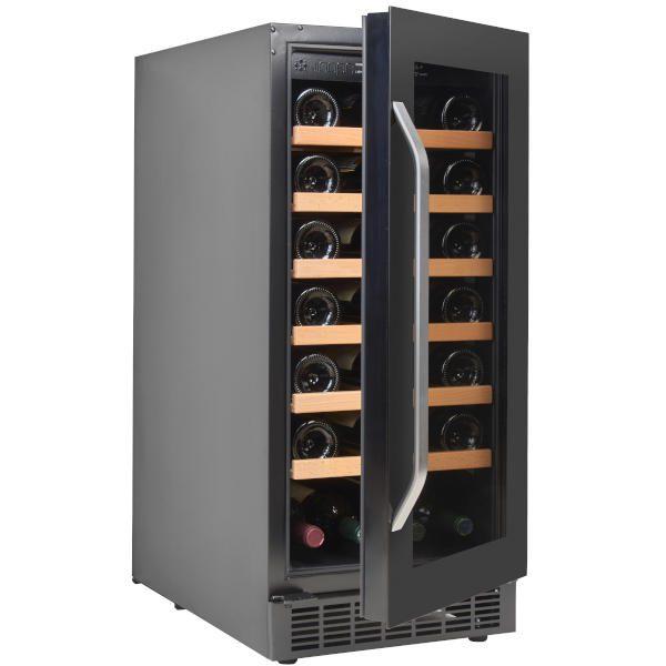 מקרר יין עד 34 בקבוקים אינטגרלי/Free Standing – דגם NS-36B
